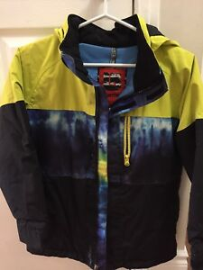 Burton Boy's Dryride Winter Jacket size small