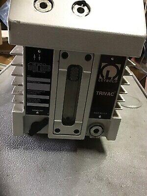Leybold Trivac D16b Pump