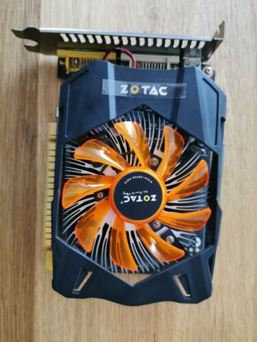 ZOTAC Geforce GTX 750Ti 2GB 128 BIT DDR5 mini-HDMI Grafikkarte