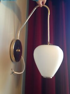 Retro wall light