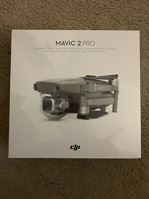 DJI Mavic 2 Pro Drone with Hasselblad Camera HDR Video20MP CMOS Factory Sealed