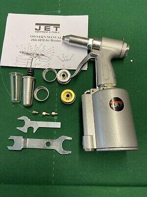 Jet Jsg-0810 Pneumatic Riveter 2000 Lbs 316 Woodworking Machinery