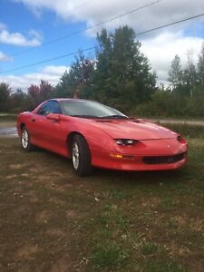 1995 Camaro good condition, runs and drives