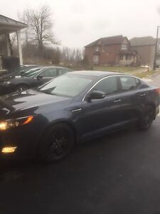 2015 Kia Optima LX Sedan - Winter Edition w/Black Winter Alloys
