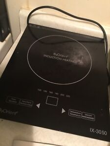 Introduction cooker with pan!!!!