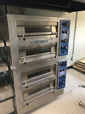 Bakers Pride Ep-2-2828 Hearth Stone Electric Pizza Oven