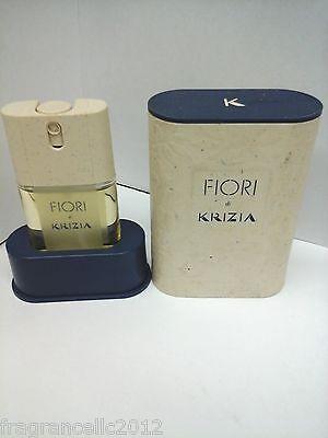 Krizia Fiori Di Krizia 0.95 oz Women's Eau de Toilette VINTAGE Rare NEW IN BOX