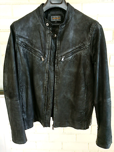 Industrie Genuine Leather Jacket Prospect Prospect Area Preview