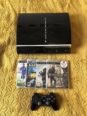 Sony PS3 240gb Console Bundle Playstation 3