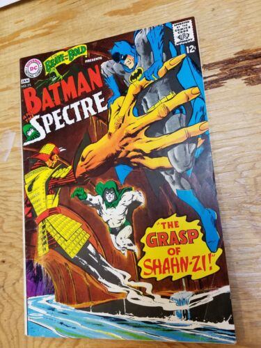 Brave and the Bold #75 Batman and Spectre
