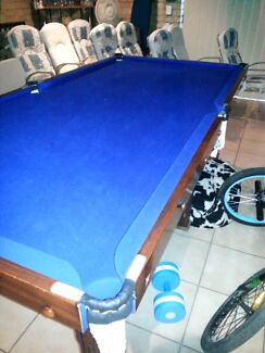 Slate Pool Table Highland Park Gold Coast City Preview