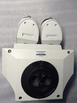 Olympus Szx-tbi Stereo Microscope Ergonomic Binocular Head For Szx Series