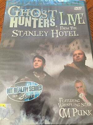 NEW Ghost Hunters: Live from ''The Shining'' Stanley Hotel, Halloween Special](Stanley Halloween)