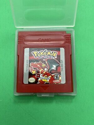 Pokemon Red Reproduction Nintendo Gameboy / Color