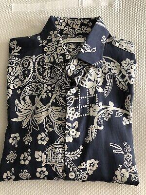 mens etro shirt 40