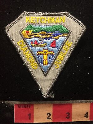KETCHIKAN Alaska Patch - Diamond Jubilee 70Z2