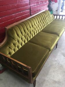 Divan antique vintage