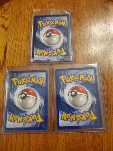Pokemon Base Set Cards 9 Holo And More Description  - $120.00