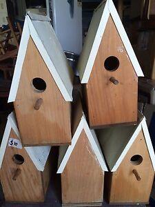 Handmade bird houses Broke Singleton Area Preview