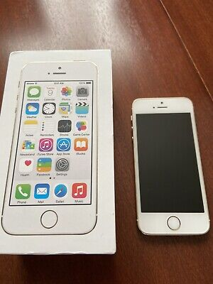 Apple iPhone 5s - 32GB - Gold (Unlocked) A1457 (GSM)