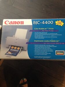 Canon color jets