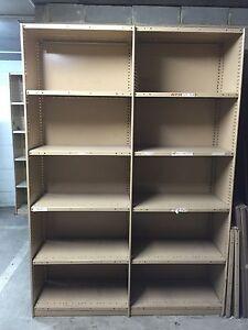 Storage shelves Albert Park Port Phillip Preview