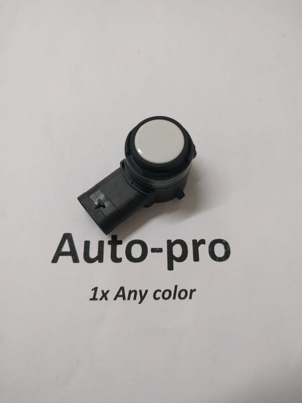 New OEM PDC Parking sensor BMW l01 l12 F48 F26 F15 mineral white A96 9283752