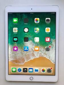 Perfect Condition iPad Air 2 WIFI&CELLULAR WHITE 128GB