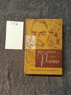 Best Loved Poems Henry Wadsworth Longfellow (Henry Wadsworth Longfellow Best Poems)