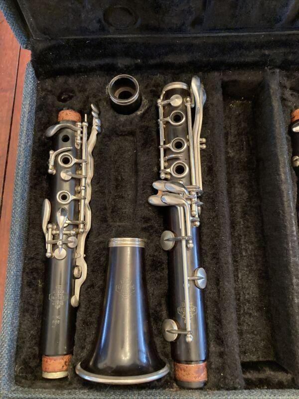 Leblanc Clarinet Set Bb And A L200 Series