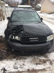 Looking for A4 B6 avant wagon