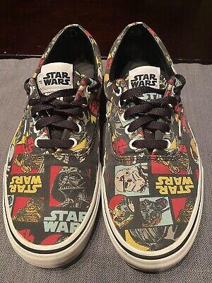 Vans Star Wars Classic Repeat Men Size 12