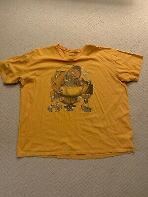 Pac-Man Ghost Eater One T-Shirt Men's XXL Extra Extra Large