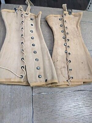 Spats, Gaiters, Puttees – Vintage Shoes Covers Vintage WWII US Army Canvas Military Spats Gaiters Boot Covers Leggings $22.00 AT vintagedancer.com