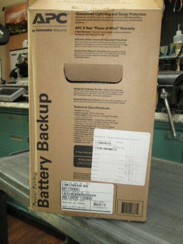 APC BR1500G 865W 1500VA Power Supply New