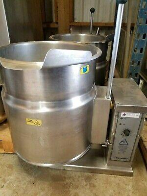Cleveland Ket12t 12 Gallon Electric Countertop Tilting Kettle