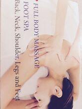 BF5 massage North Melbourne Melbourne City Preview