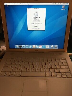 "14"" Apple iBook G3 Model A1007 Snow"