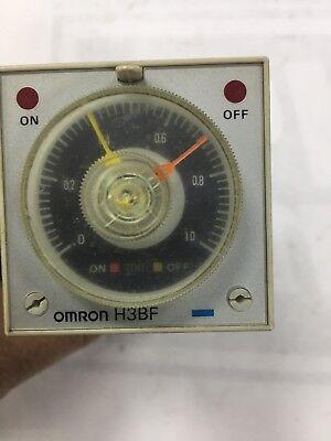 Omron Timer H3bf-8