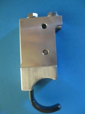 Wow  Unisaw Fence Rear Clamp Block - All New Billet Aluminum - Free Freight