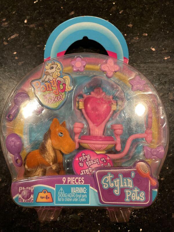 Pony In My Pocket Stylin Pets