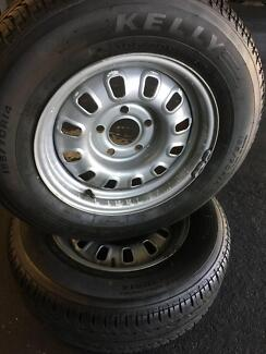 ford roh 12 slot wheels