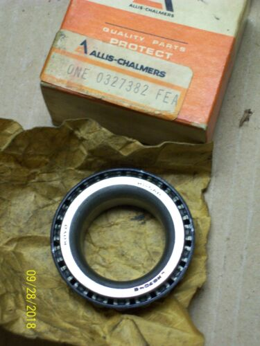 *LOT OF 2* ALLIS CHALMERS TAPERED ROLLER BEARING , 0327382 , LM67048