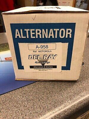 Alternator For 3208 Cat