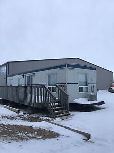 Office Trailers , Lunchrooms  Modular  Mfg. New & Used