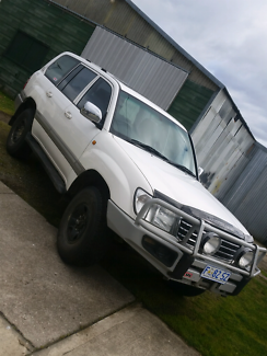 100 series toyota landcruiser turbo diesel