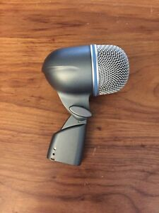 Shure SM58 and Beta52