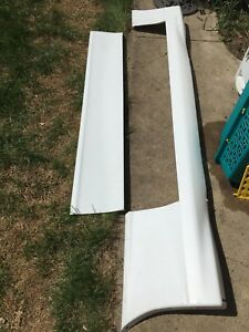 Car side skirt panels Pontiac Sunfire