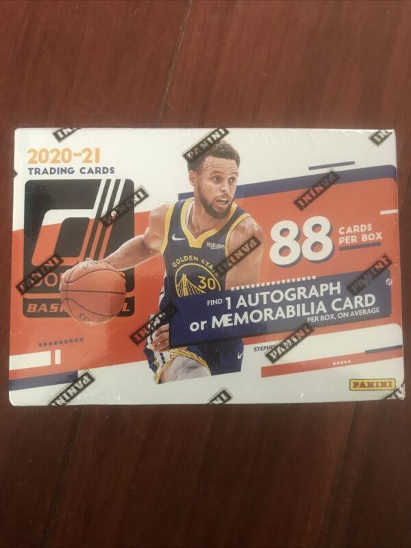 Donruss Panini Basketball 2020-21