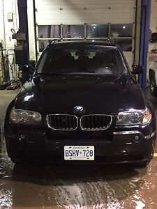2005 BMW X3 certified for sale